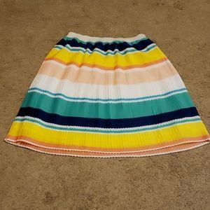NWOT pleated skirt